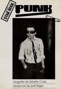 Salvador Costa Punk 1977