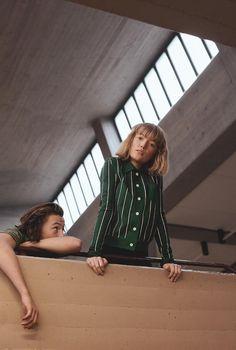 THE COOL KIDS / Photographer Benjamin Werner