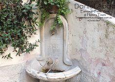 Daniel's European Food, Wine & History Tours: Saorge Baroque Art and Music Festival - Street Fountain