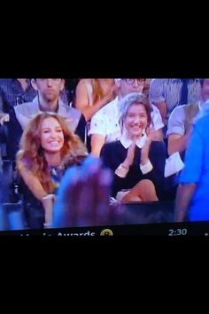 AWWWWWWWWW D & El when they won!
