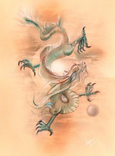 Chinese Dragon Series