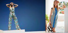 #floral_mood & stripes_look Summer 2014, Spring Summer, Summer Collection, Cover Up, Stripes, Mood, Floral, Dresses, Fashion