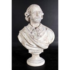 Have to have it. Design Toscano 31 in. William Shakespeare Sculptural Bust $220.35