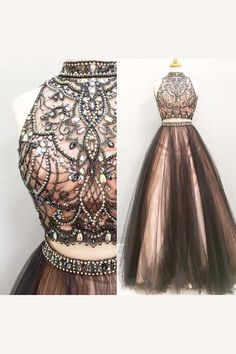 Prom Dresses Two Piece, Evening Dresses Long, Prom Dress, Black Prom Dresses, Custom Evening Dresses Prom Dresses Long 2 Piece Formal Dresses, Prom Dresses Two Piece, Formal Dresses For Teens, A Line Prom Dresses, Special Dresses, Quinceanera Dresses, Homecoming Dresses, Casual Dresses, Black Evening Dresses