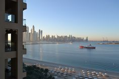my view on Dubai Marina
