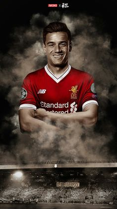 Liverpool Football Club, Liverpool Fc, Red Day, Soccer, Philippe Coutinho, Husband, Football, European Football, Soccer Ball