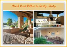 Book Oasi Villas at most Competitive Price in Sicily, Italy