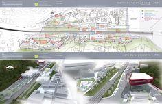 """SABstudio - """"Programma Integrato d'Intervento"""", Valmontone (Roma): Progettazione architettonica"""