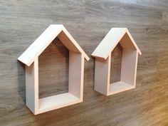 House Shelf large // Kids Book Shelf // Floating Nursery