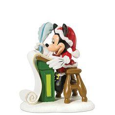 Disney Village, Mickey's Christmas List