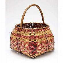 Vintage Cherokee Basket