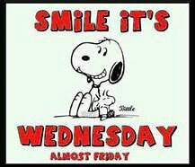 Great big Smile.. it's Wednesday