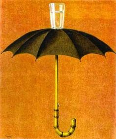 """""""Hegel's Holiday"""" by Rene Magritte , Belgium surrealist artist. Rene Magritte, Magritte Paintings, Most Famous Paintings, Conceptual Art, Oeuvre D'art, Impressionism, Art History, Yoga History, Les Oeuvres"""