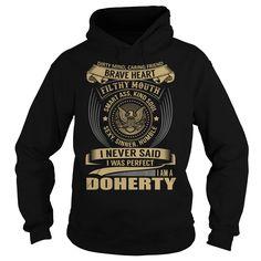 DOHERTY Last Name, Surname T-Shirt