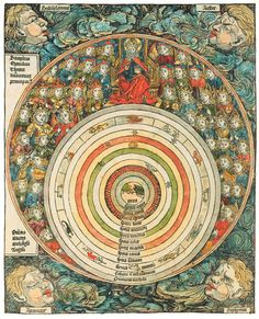 Cosmigraphics: Picturing Space Through Time in 4,000 Years of Mapping the Universe | Brain Pickings