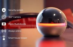 Lights, Camera, Appliances: Branto's Smart-Home Orb Controls It All