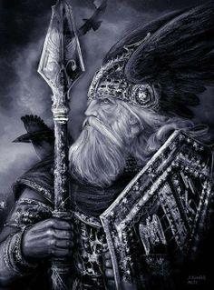Norse God, Odin~