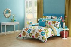 The Tembok Quilt Cover by Harlequin
