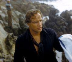 Director Marlon Brando - One Eyed Jacks