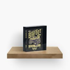 Promote | Redbubble Bigfoot, Bookends, Diesel, Monster Trucks, Home Decor, Diesel Fuel, Decoration Home, Room Decor, Home Interior Design