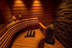 Sauna Ideas, Saunas, Home And Living, Bathrooms, Spa, Bathroom, Full Bath, Steam Room, Bath