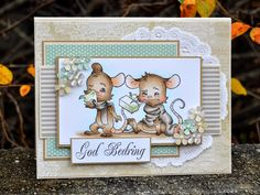 Cards and Creations: Get well card
