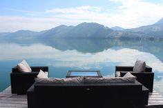 See-Hotels in Österreich für den perfekten Badeurlaub Hotels, Adventure Is Out There, Austria, Places To Visit, Wanderlust, Mountains, Luxury, Outdoor Decor, Travelling