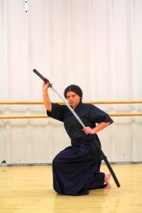 The ZNKR iaido manual