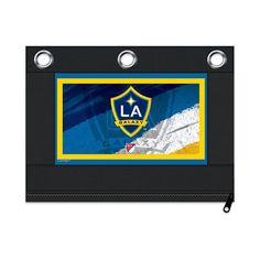 LA Galaxy Fabric Pencil Pouch