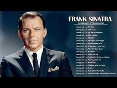The Very Best Of Frank Sinatra😱 Frank Sinatra Greatest Hits 2021😱Frank Sinatra Collection - YouTube Frank Sinatra Music, Frank Sinatra Greatest Hits, Franck Sinatra, Selena, Old Music, Song Artists, Dean Martin, Day For Night, My Way