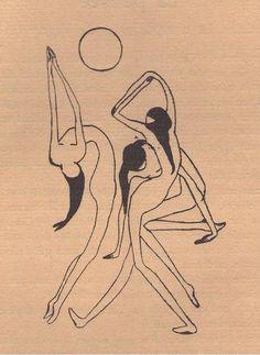 ART: HELENE PERDRIAT 1916