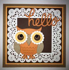 Hello Owl by Jenny Alia