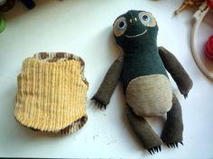 Olga Wassupbrothers soft creatures: Turtle George