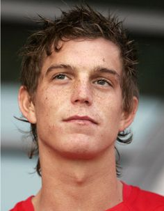 Is Daniel Agger Liverpool's best looking player ever?