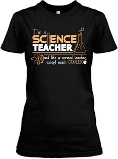 Cool Science Teacher! | Teespring