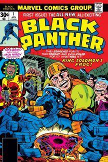 Black Panther (1977) #1
