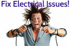 When he saw asdf movie Electrical Inspection, Electrical Maintenance, Electrical Safety, Real Estate Articles, Real Estate News, Electrical Problems, White Light Bulbs, Electric Shock, Home Inspection