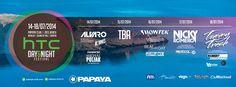 Papapya Day & Night Festival 2014  - Zrce - Zrce Events - Get ready for Season 2015