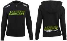 TUF18 Team Rousey gear now available! #armbarnation