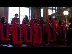 Wilkinsburg Jr-Sr High School Choir - The Worlds Greatest