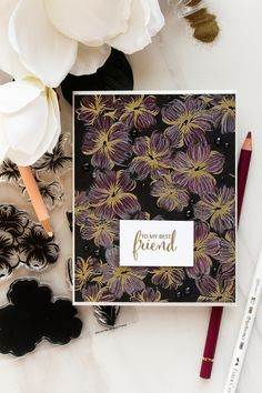 It's STAMPtember!   Clearly Besotted Exclusive – My Best Friend