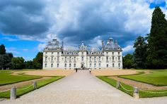 France, Loire Valley - Château de Cheverny I
