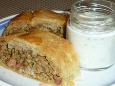 Austrian Recipes, Ground Beef, Quiche, Food And Drink, Pork, Dinner, My Favorite Things, Vegetables, Cooking