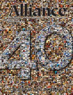 The world's most comprehensive photo mosaic gallery. Mosaic App, Photo Mosaic, Pop Out, Personal Photo, Cover Design, City Photo, Gallery, Closer, Wedding Ring