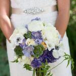 Description of bridal bouquets