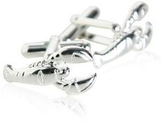 Sterling Silver Lobster Cufflinks with Gift Box Cuff-Daddy. $119.99. Proudly MADE IN THE USA. Made by Cuff-Daddy. Arrives in hard-sided, presentation box suitable for gifting.. Crafted from solid, 925 Sterling Silver.