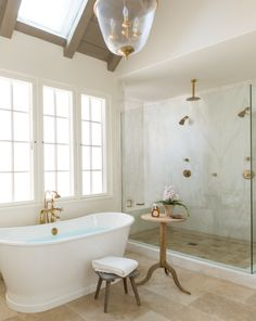 10-French Normandy Style Home | by Giannetti Home-Pierre Sauvage - This Is Glamorous