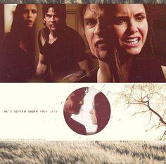 elena and damon #vampirediaries