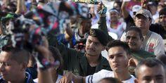 Colombie  Le succès de l'accord de paix dépendra de l'intégration des anciens guérilleros  - Le Monde