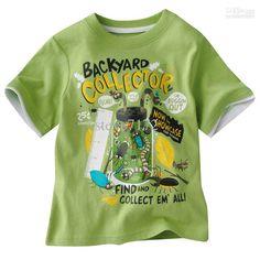 Wholesale T Shirt - Buy Jumping Beans Boys Tee Shirts T-shirt Girls Tshirts Blouse Jumper Baby Tops Outfit Kids Tshirt LM290, $4.24   DHgate